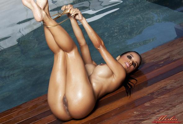 Surprised patrick naked girl