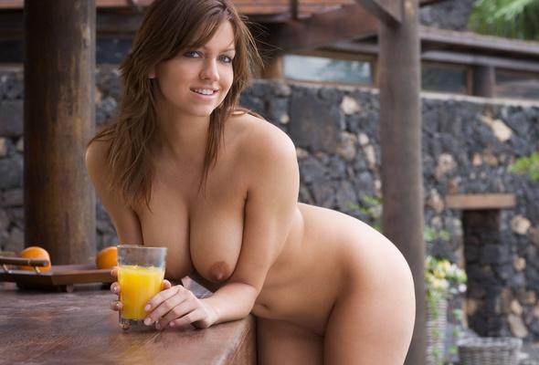Juicy hard nipples — photo 5
