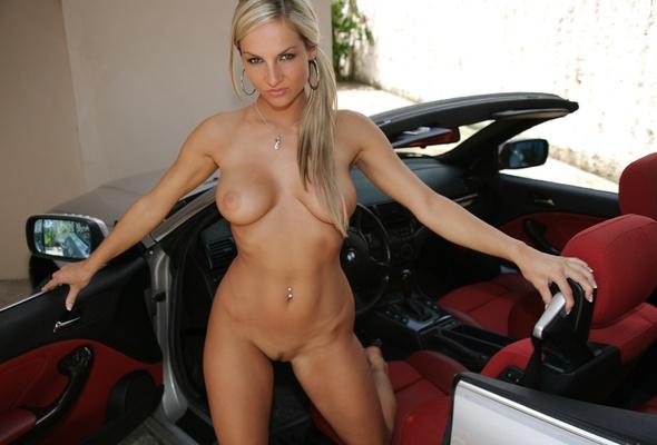 hot brunette fucks huge cock