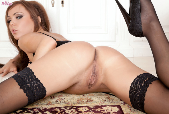 nylon stocking sex files from