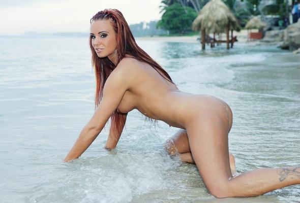 eva mendes fat ass nude