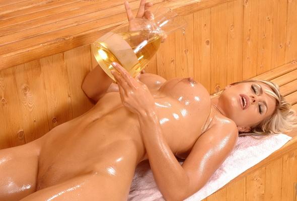 Oil Well Naked Women