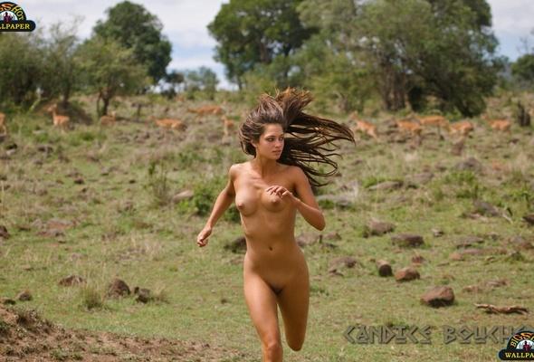 nude Candice boucher