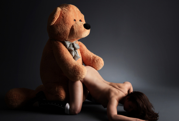 Share Kinky teddy bear pics teens nude idea has