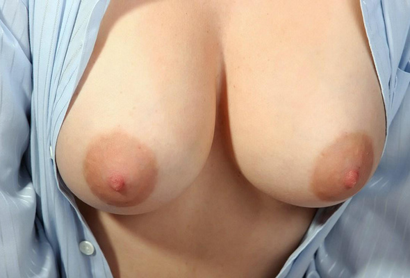 Blue eyes blonde big tits