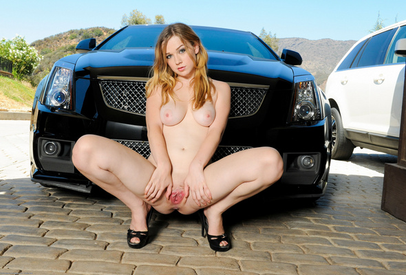 Hot Cars Nude Girls
