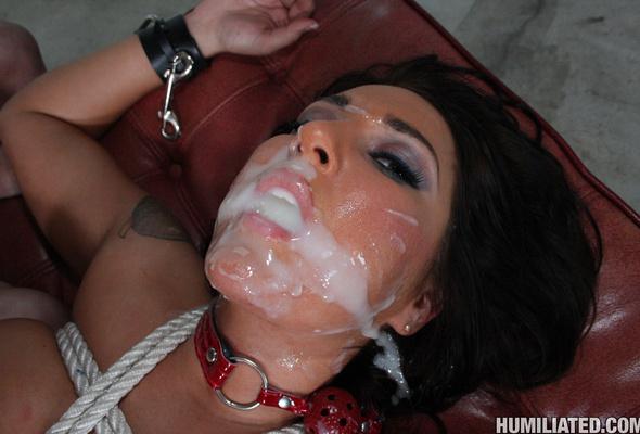 Wife make husband eat cum videos