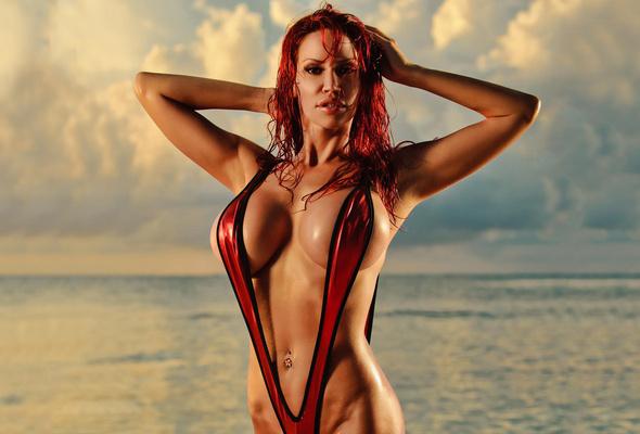 Bikini bianca beauchamp sling
