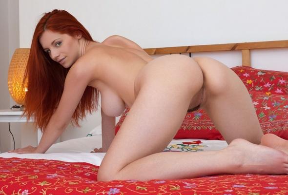 Ariel nude redhead