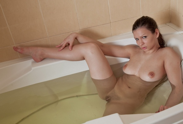 Bathroom Wallpaper «bathtube», desktop wallpaper » ftop.ru