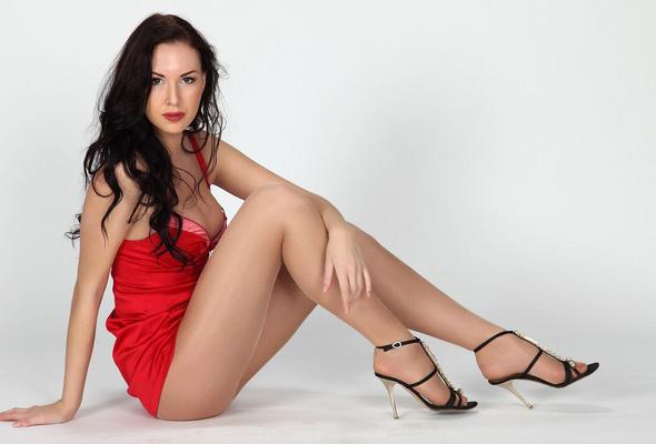 Of Beautiful Hot Pantyhose Legs