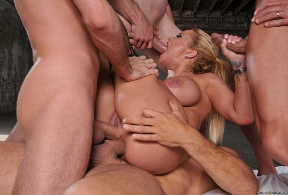 Naked males anus