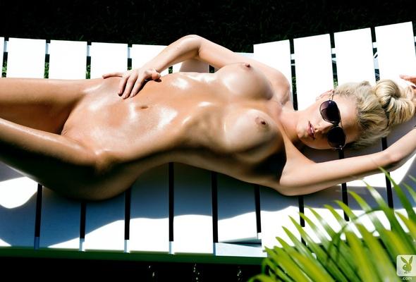 Playboy skinny pussy 4