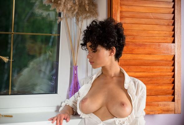 36c breast nude
