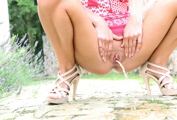 pinky june, babe, model, sexy, piss, pussy, spread, pee, peeing, pissing, heels, vagina, feet, pinky june, anneli, annely gerritsen, golden shower, hi-q, piss, spread, shaved, blonde, spreading pussy