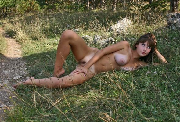 Hot aunty boobs show