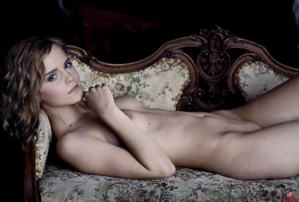 Watson fakes emma nackt Fake nude
