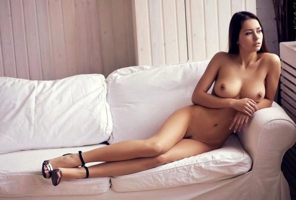 Helga Lovekaty, Nude, Brunette, Landstrip, Boobs, Nipples, Sexy