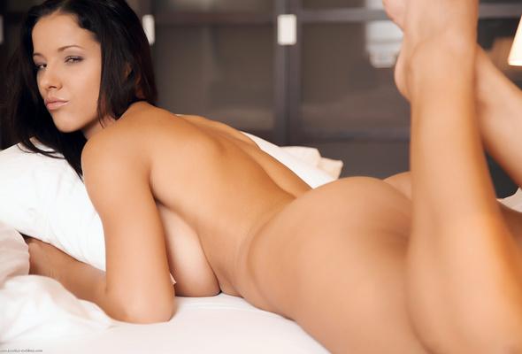 Star Brunette angel porn