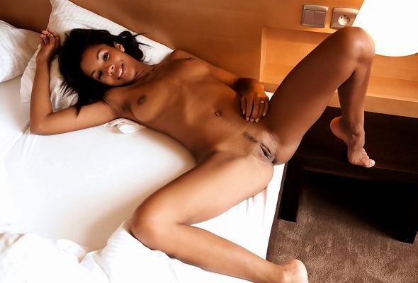 Black Nude Hot Legs