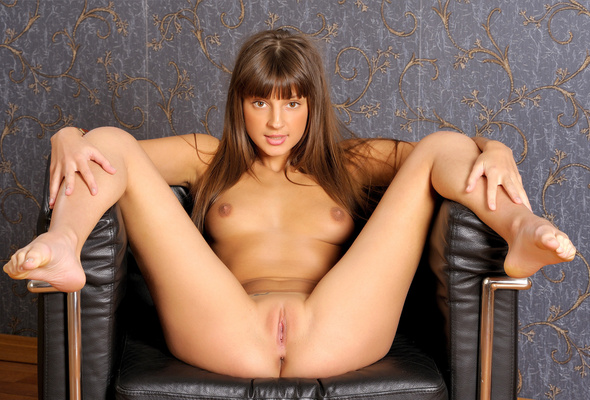 legs Nude spread chair girls