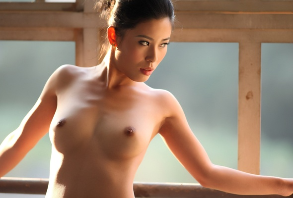Something is. nude asian beauty sexy women casually come