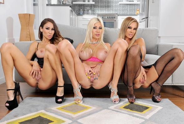 Lesbians puma naked swede