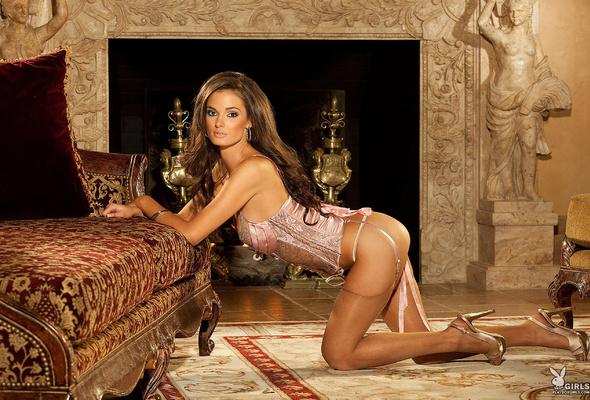 wallpaper kassie lyn, playboys, stockings, lingerie, kassie logsdon