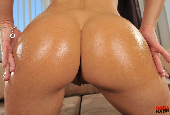 Perfect Oiled Ass