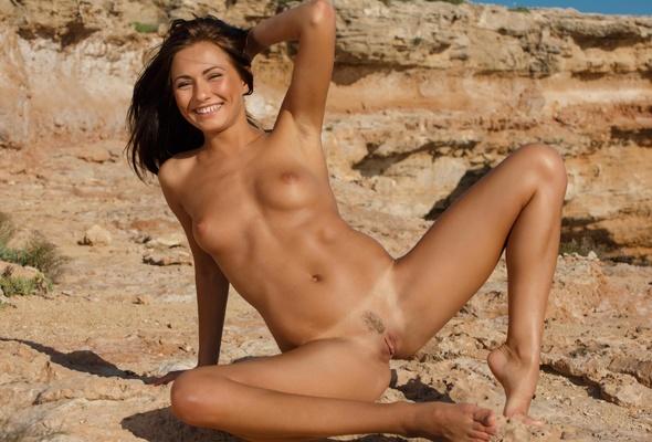 spread legs lines nude girls Tan