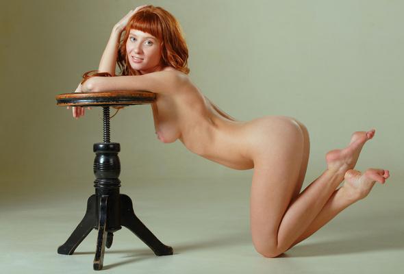 ossana redhead Polina