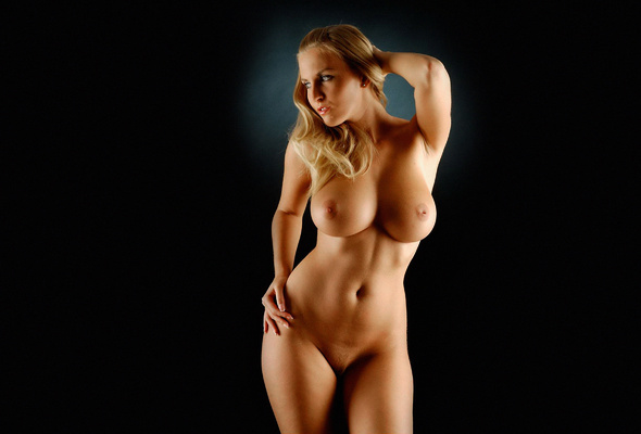 Absurd situation Perfect nude breasts
