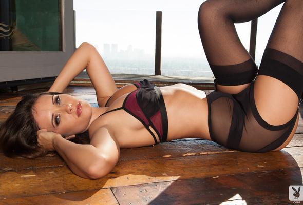 Playboy Lingerie Models Nude