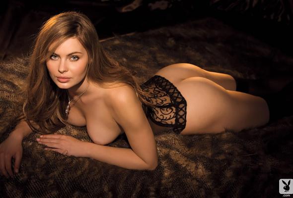 Playboy Playmate Amanda Streich Nude
