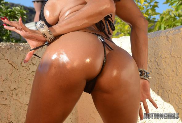 Big asses in bikinis