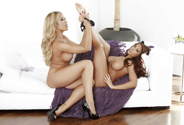 Capri cavalli lesbian madison ivy porn