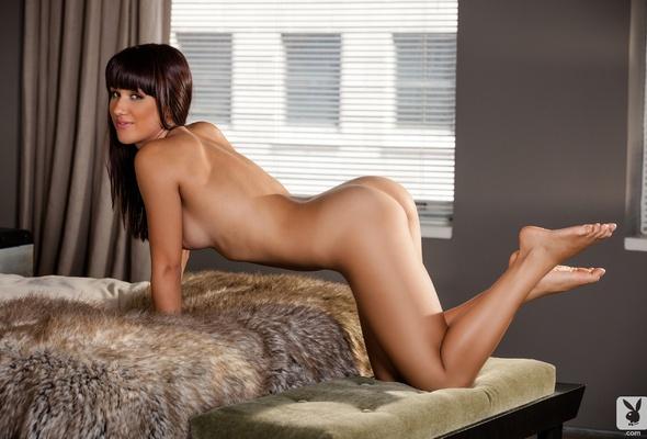 nude Kimberly kisselovich