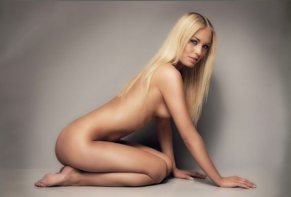 Blonde long pics nude photos 597