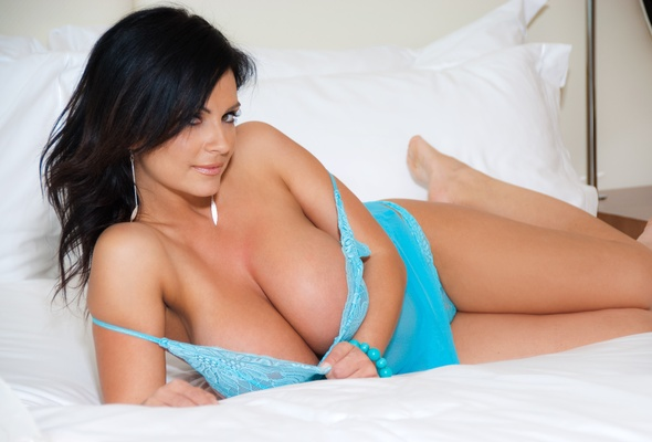 Black hair blue eyes big boobs — 13
