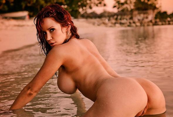 Bianca ass nude — img 5