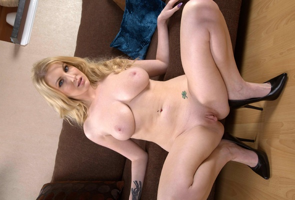 georgie lyall blonde sexy babe boobs tattoo spread pussy nude