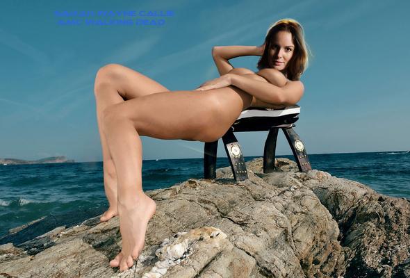 Nacktes bild von sarah wayne callies muschi — 13