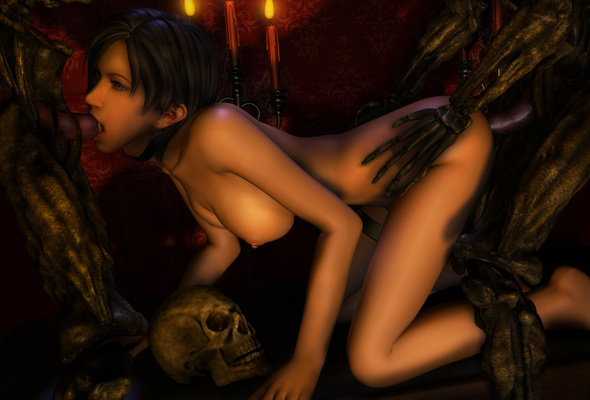 Nude ada wong resident evil