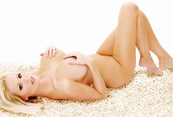 Pussy nude malene espensen