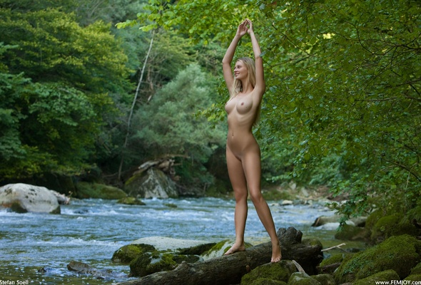 Girl nude in creek recommend you