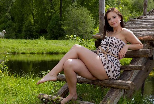 Rosalin Sexy Lady Nude Naked Hot Rosalin E Karina N