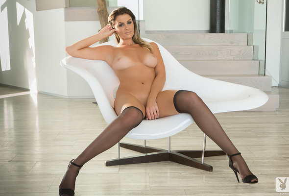 stockings monroe Playboy jordan