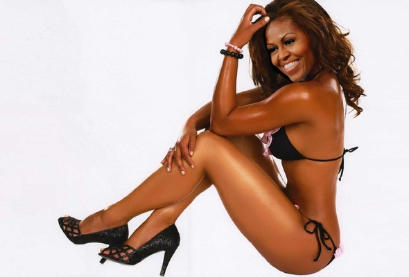 Sorry, Michelle obama fake xxx precisely