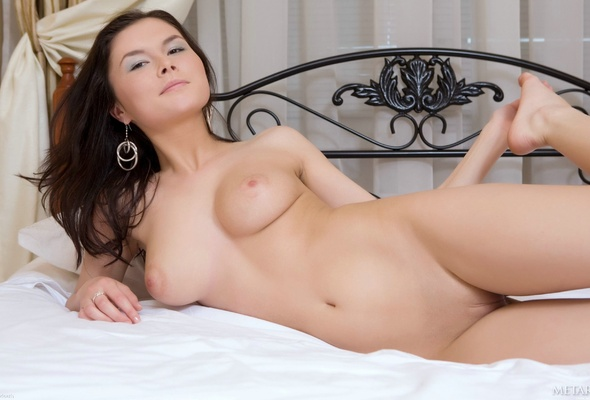 Beautiful Asian Shaved Pussy