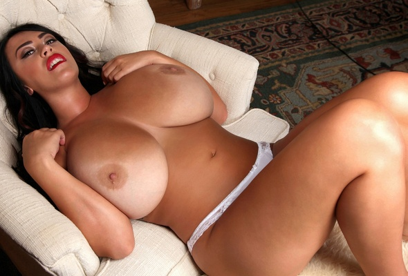 Bigest boobs naked